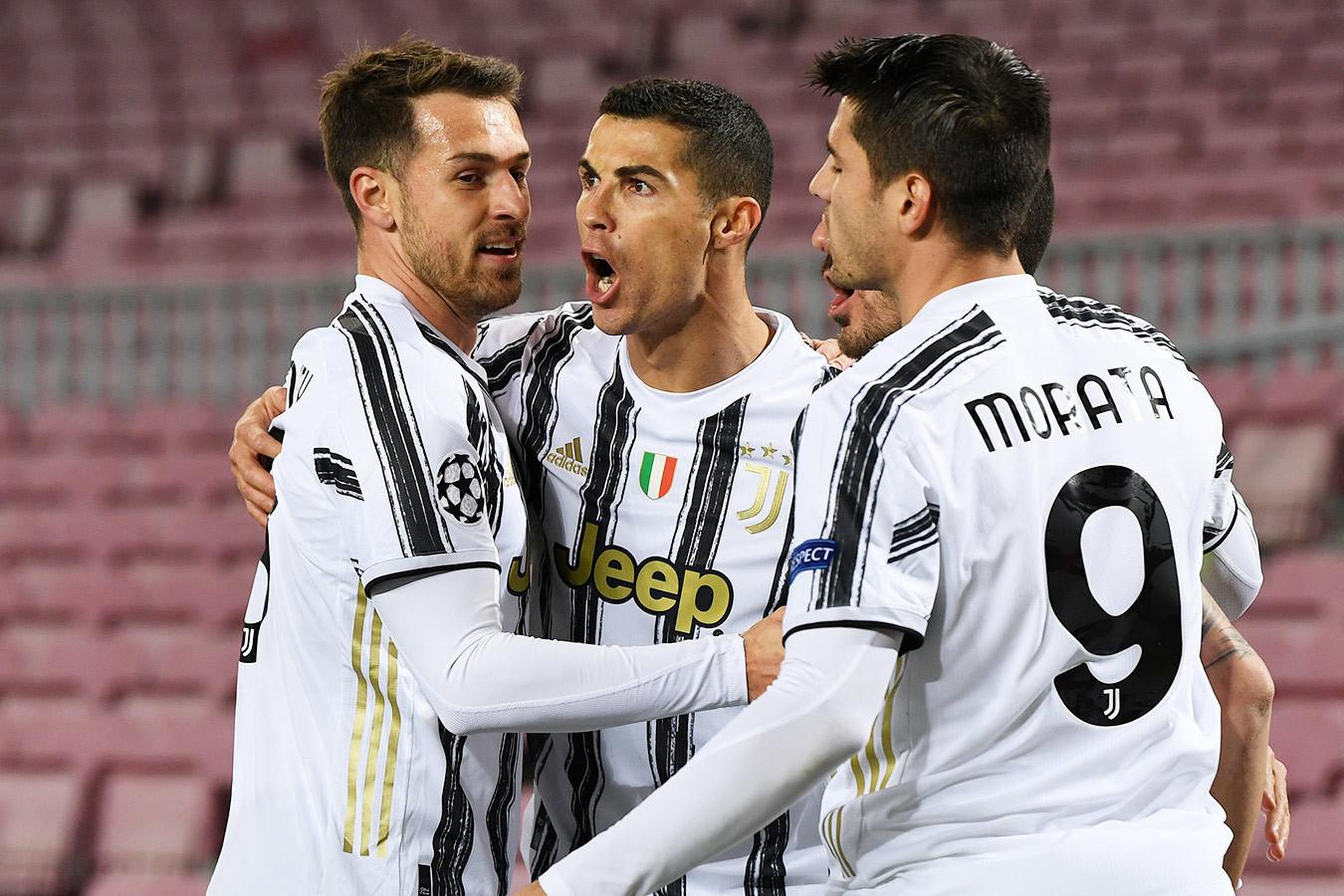 Ювентус стал обладателем Суперкубка Италии, обыграв Наполи