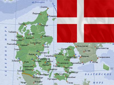 Представляем соперника: Дания