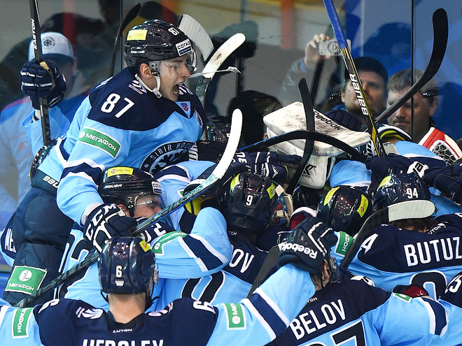Шуми Бабаев – о тенденциях в КХЛ