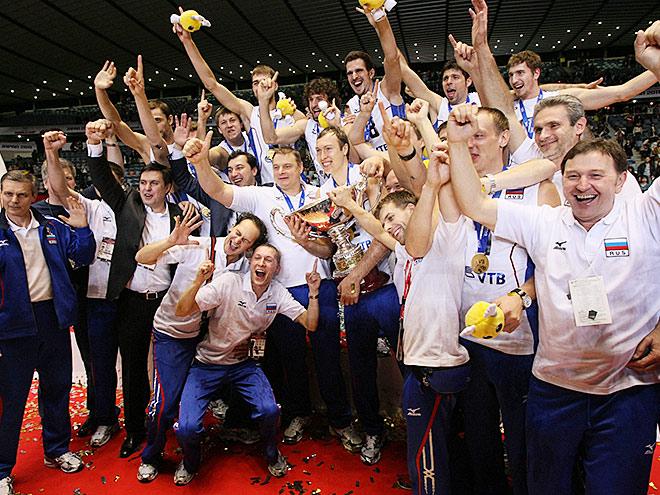Павел Борщ – о старте мужского Кубка мира