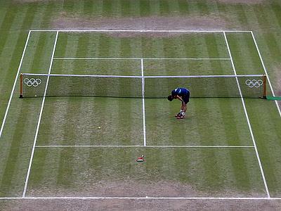Лондон-2012. Теннис