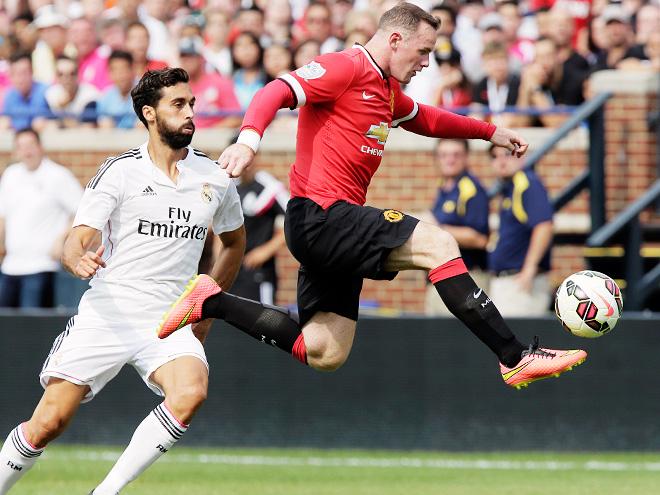 «Манчестер Юнайтед» — «Реал» — 3:1