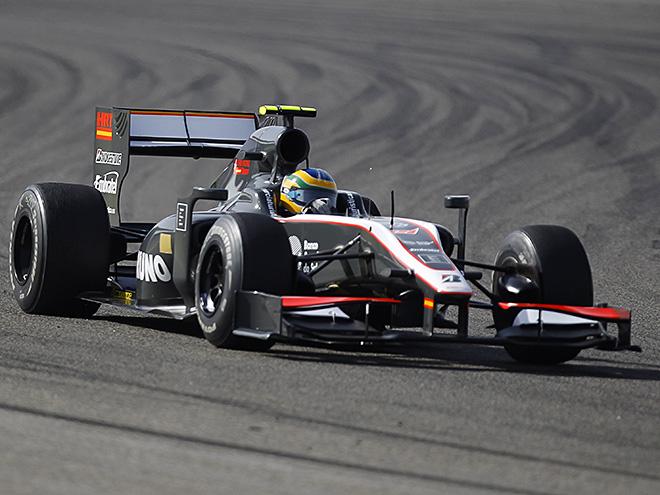 Гран-при Бахрейна-2010: «Хиспания»