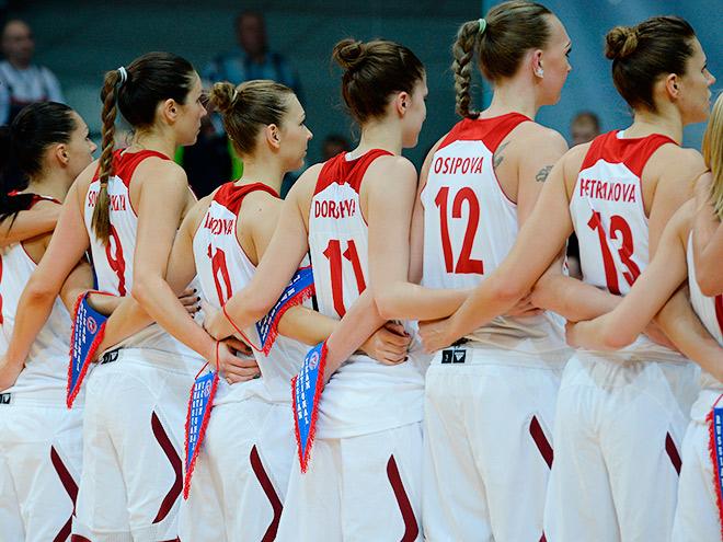 Женская сборная России впервые не сыграет на Олимпиаде