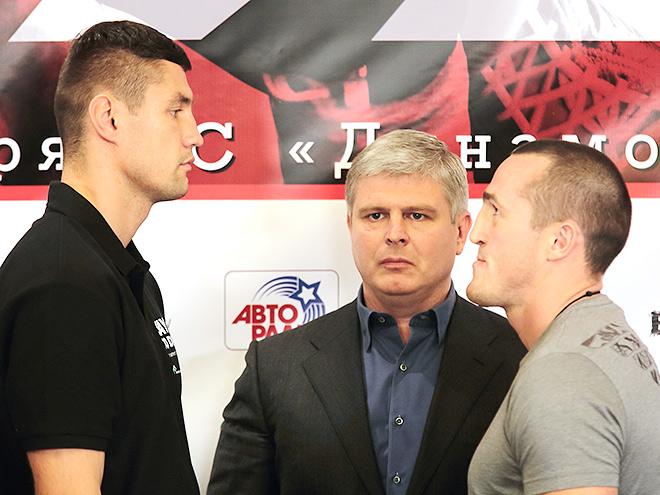 Павел Колоджей vs Денис Лебедев