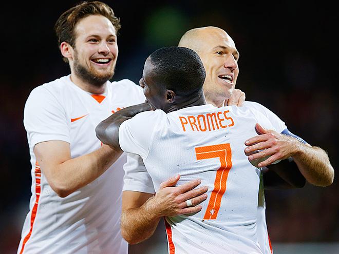 Каким станет будущее сборной Нидерландов