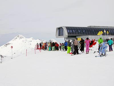 """Комплекс """"Роза Хутор"""" готов к проведению этапа КМ по горным лыжам"""