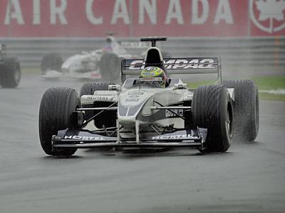 Машина времени: Гран-при Канады-2000