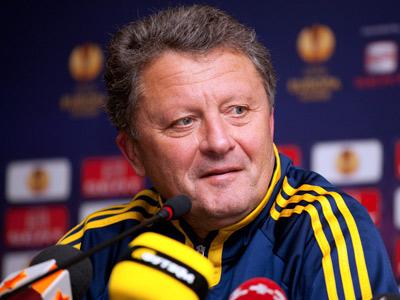 Наставник «Металлиста» - об ответном матче с «Зальцбургом»