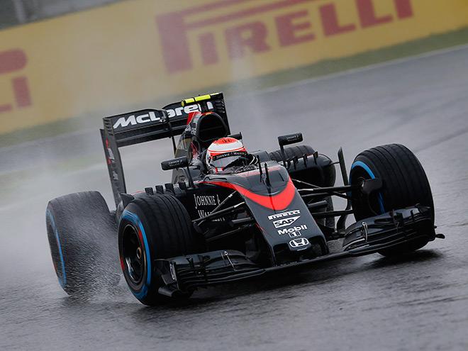 «Макларен» - о сборке болида Формулы-1