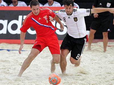 Россия – Германия – 4:3