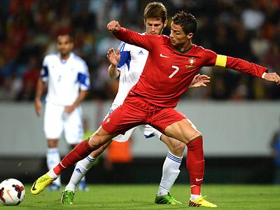 Португалия и Израиль сыграли вничью - 1:1