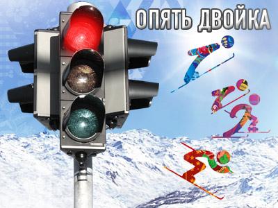 """2 худшие федерации в списке """"Сочинского светофора"""""""