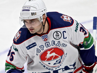 "Капитан ""Торпедо"" Евгений Варламов – о команде и не только"