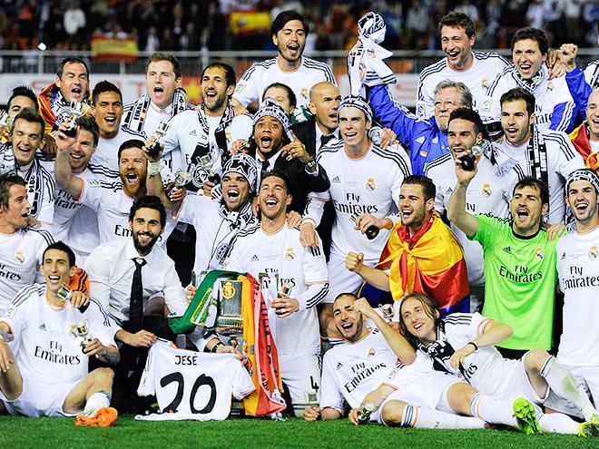 «Реал» - во главе списка самых богатых клубов-2014