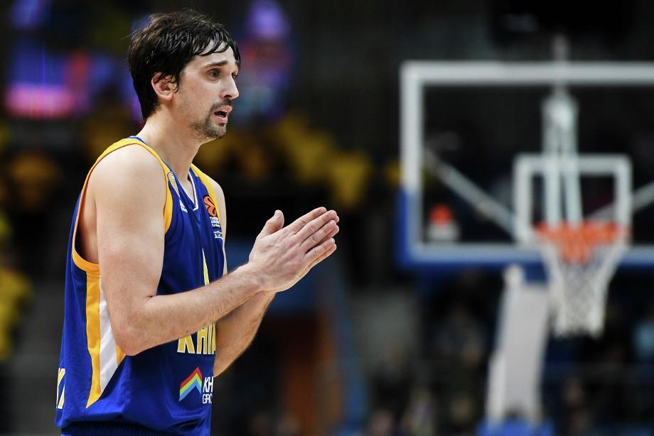 «Химки» уступили «Уникахе» вматче баскетбольной Евролиги