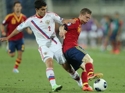 Евро—2013 (U-21) Испания — Россия