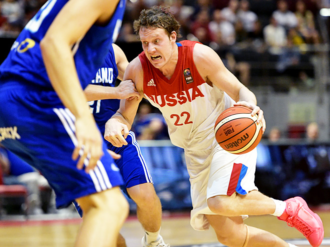 Лучшие разыгрывающие России: Хвостов, Понкрашов, Кулагин и другие