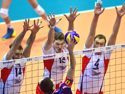 В Белгороде стартовал «Финал шести» Кубка России