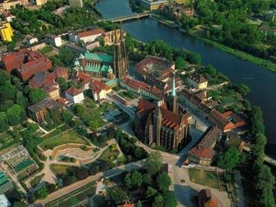 Вроцлав: больше остальных, меньше столицы