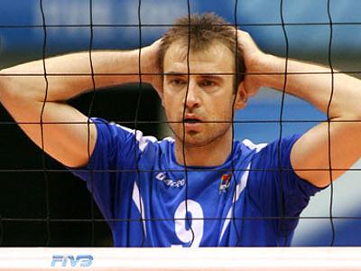 Грбич: тяжело сказать что-либо о волейболе