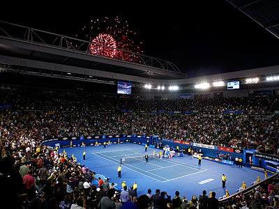 Australian Open. Расписание 11-го дня