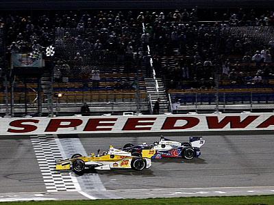 В Айове Уилл Пауэр потерял преимущество в общем зачёте IndyCar