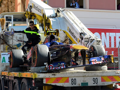 Комментарии участников ГП Монако Формулы-1