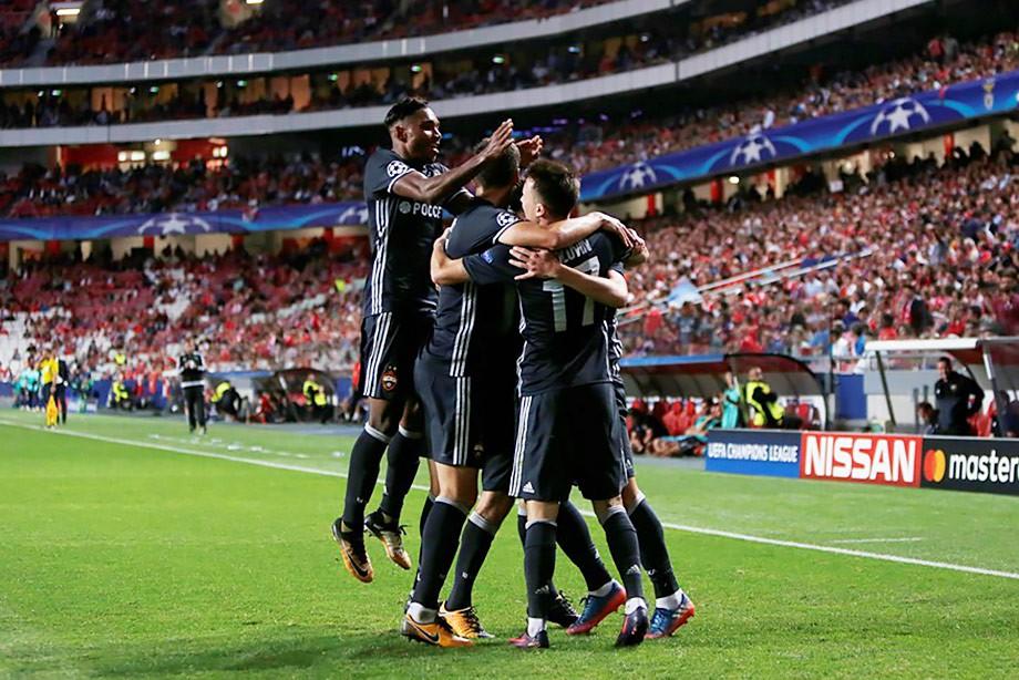 Российская Федерация обошла Португалию врейтинге УЕФА