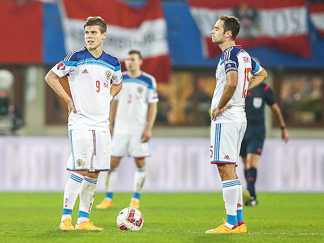 5 выводов по матчу Австрия – Россия