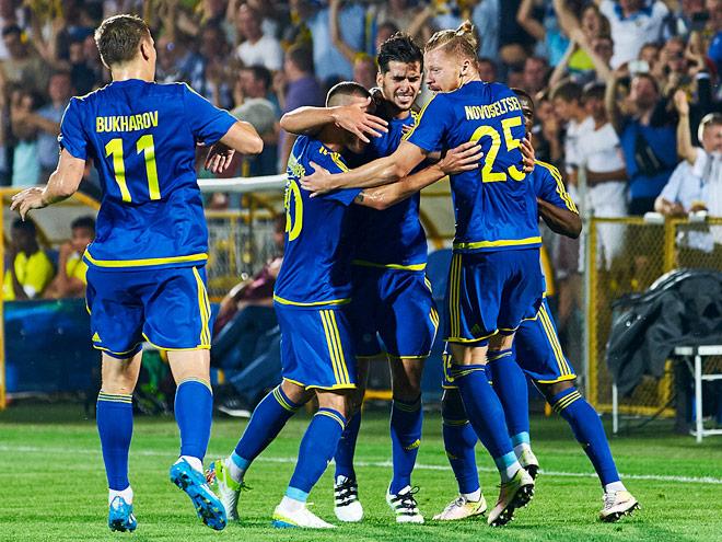 "РФПЛ. ""Ростов"" - ""Оренбург"" - 1:0"