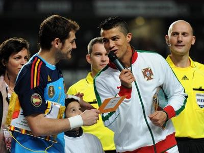 10 фактов о матче Португалия – Испания