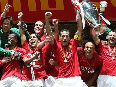 Лига чемпионов в цифрах