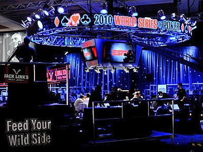 WSOP-2010. Main Event. Эпизод 13