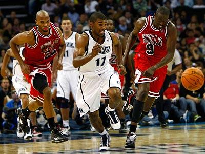 """НБА-2010/11. Из жизни """"жучков"""". День 106-й"""