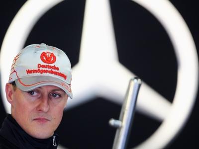 Шумахер: мы слишком медленные в поворотах