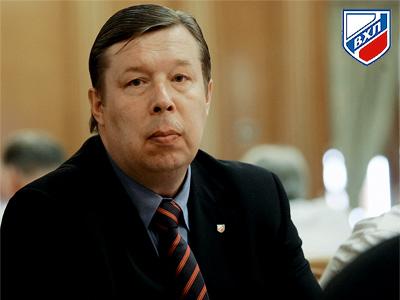 Начальник департамента проведения соревнований ВХЛ