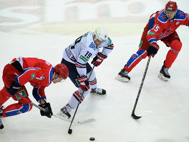 5 команд КХЛ с самыми сильными составами