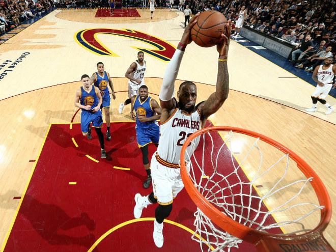 "Леброн Джеймс - о победе над ""Голден Стэйт"" в шестом матче финала НБА"