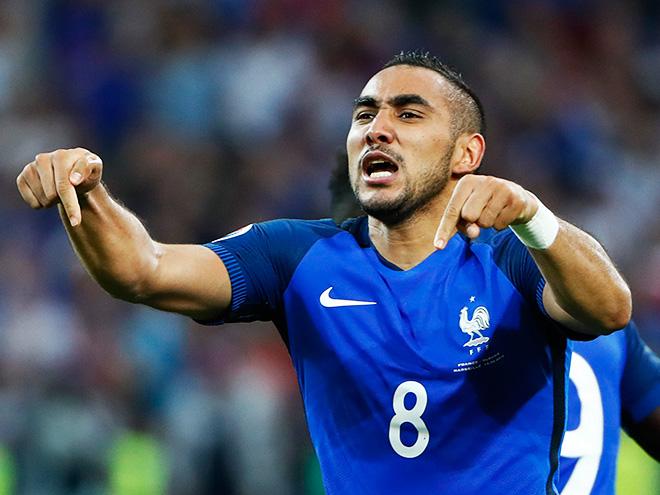 Франция вышла в плей-офф Евро
