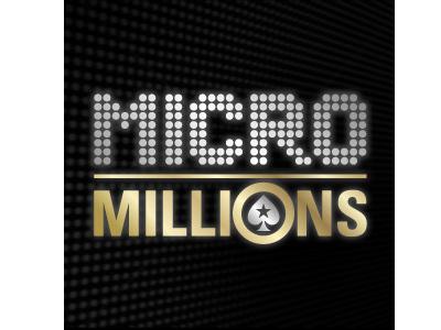 PokerStars запустил серию MicroMillions
