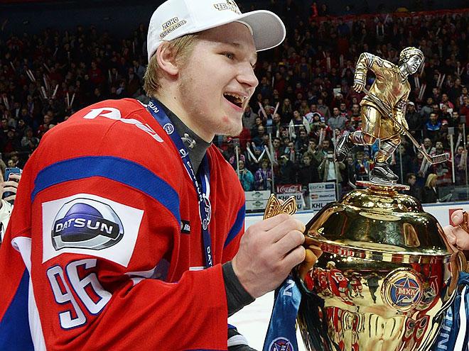 Егор Коршков – о «Локомотиве», «Торонто», Казахстане, НХЛ