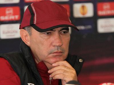 Бердыев: важно по сумме двух матчей пройти дальше
