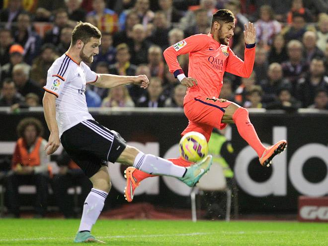 «Барселона» - «Валенсия» и другие матчи 32-го тура Примеры