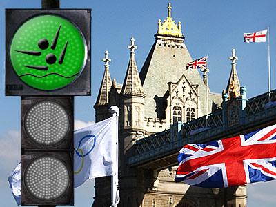 Оценка выступления федерации синхронного плавания в Лондоне-2012