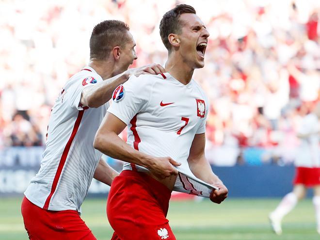 Польша – Северная Ирландия – 1:0. 12 июня 2016 года. Голы, обзор матча