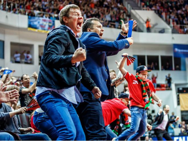 Сергей Быков впервые в карьере сыграет в «Финале четырёх»