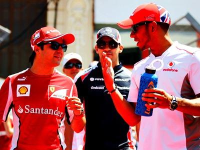 Формула-1. Составы команд в сезоне-2013