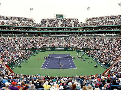 Календарь теннисных турниров на март 2012 года