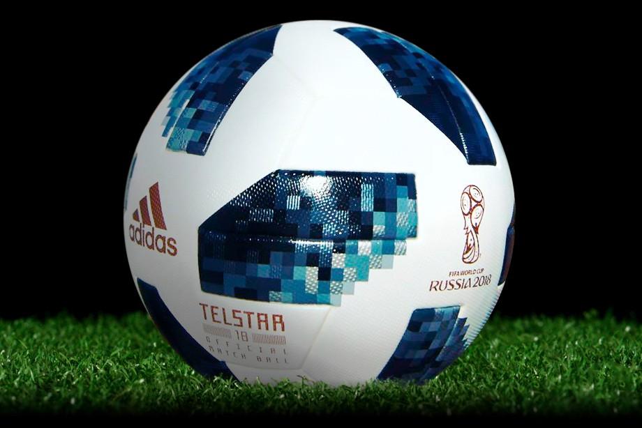 Мяч чемпионата мира по футболу отправился на МКС